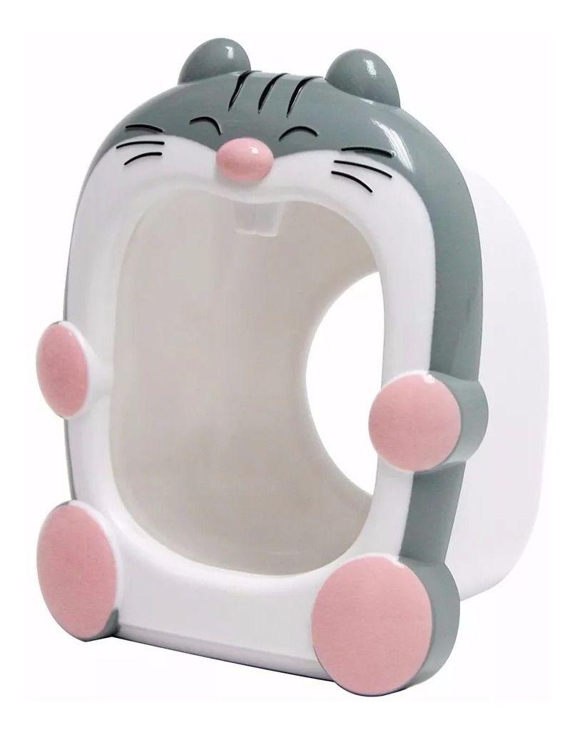Brinquedo Casinha Cara de Hamster A 12cm - L 5cm - 7cm