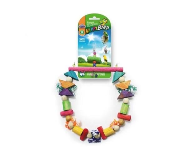 Brinquedo Papagaio Balanco Invertido 32cm