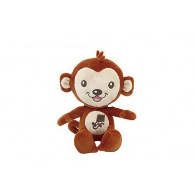 Brinquedo Pelucia Macaco Kako 36cm