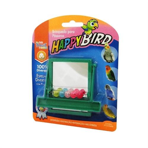 Brinquedo Petix Balanco Divertido 14cm para Pássaros