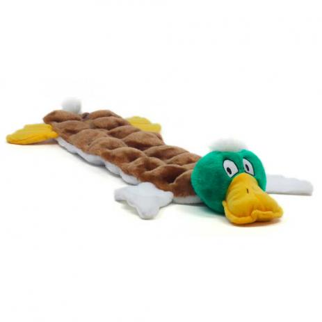 Brinquedo The Dogs Toy Plush Pato Sonoro
