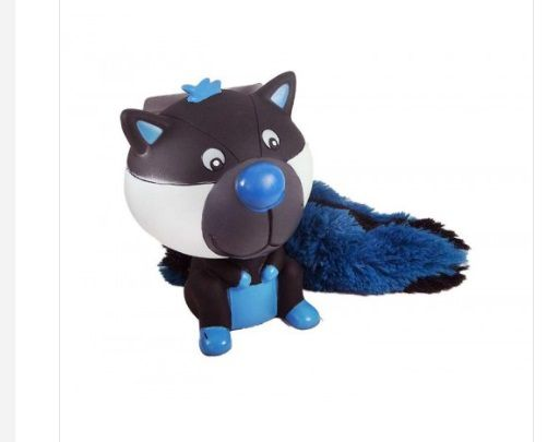 Brinquedo Vinil E Plush Gat0 Blue The Pets Brasil