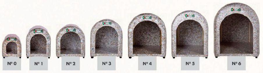 Casinha Iglu Ecológica N°4