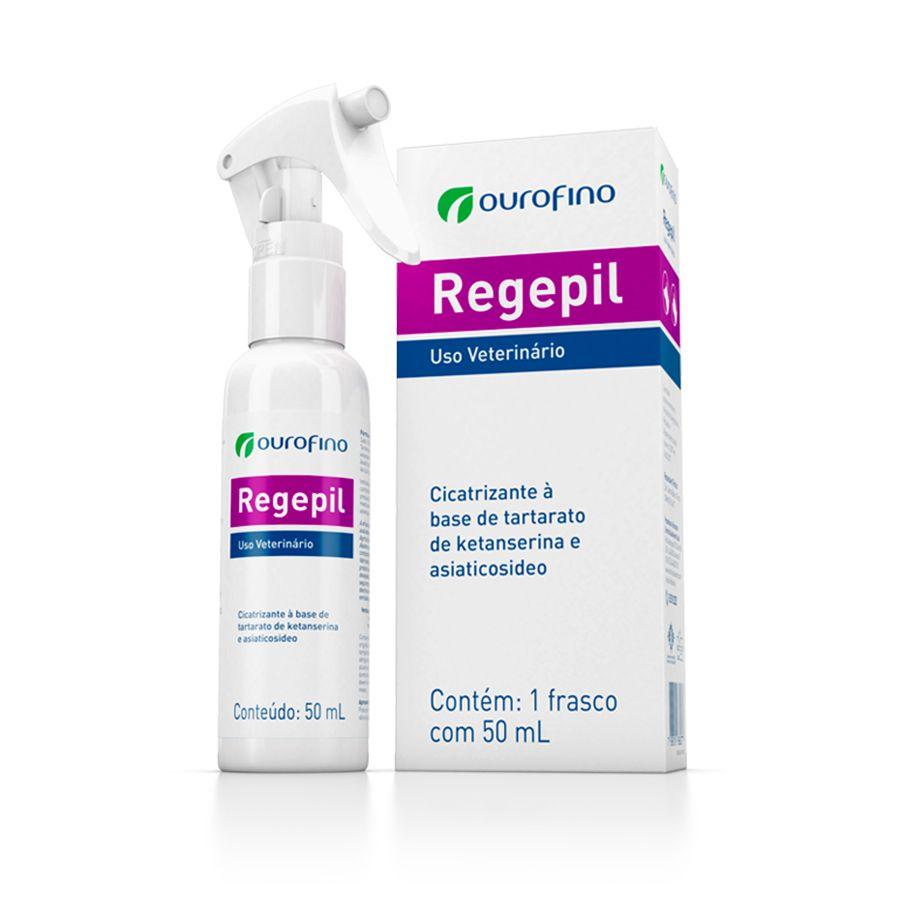 Cicatrizante Regepil Ourofino 50ml