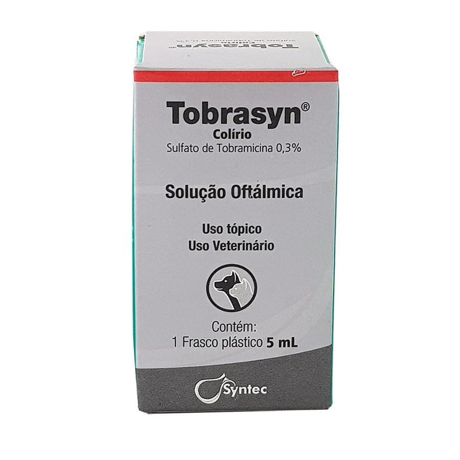 Colirio Tobrasyn 5ml Syntec