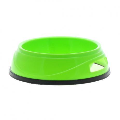 Comedouro Chalesco Plástico com Antiderrapante N3 - Cores