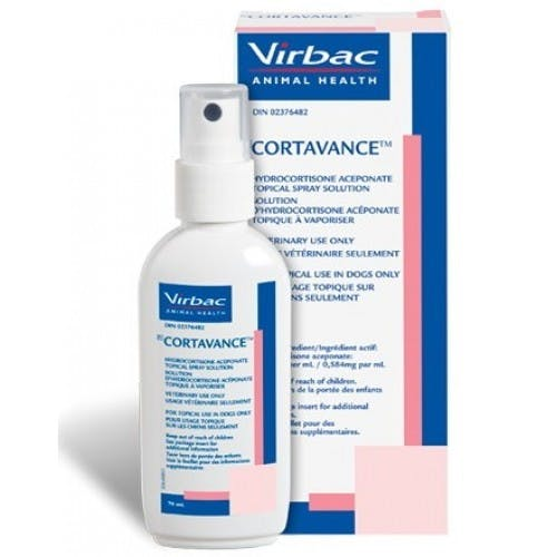 Anti-Inflamatório Virbac Cortavance Spray - 76 mL