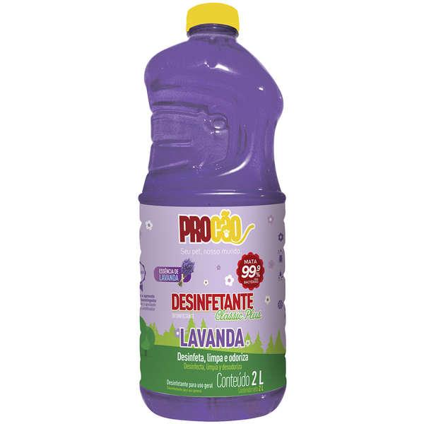Desinfetante Procão Classic Plus Lavanda - 2 Litros