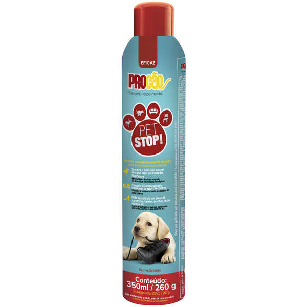 Educador Procão Pet Stop 350ml