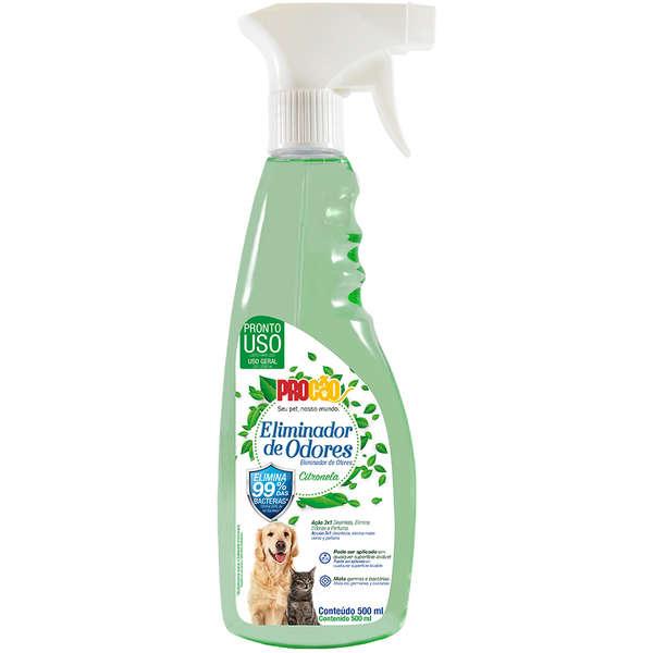 Eliminador de Odores Procão Gatilho Citronela 500ml