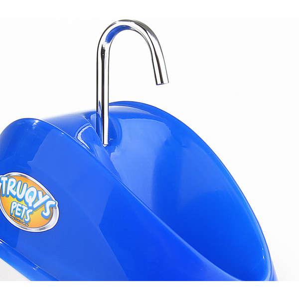 Fonte Bebedouro Truqys Azul Bivolt 2 Litros