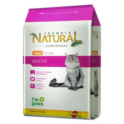 FORMULA NATURAL GATO ADULTO 1KG