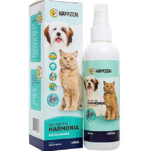 Happzen Vetco Spray 100ml
