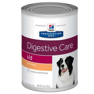Ração Úmida Hills I/D Cuidados Digestivos para Cães Lata -  370G