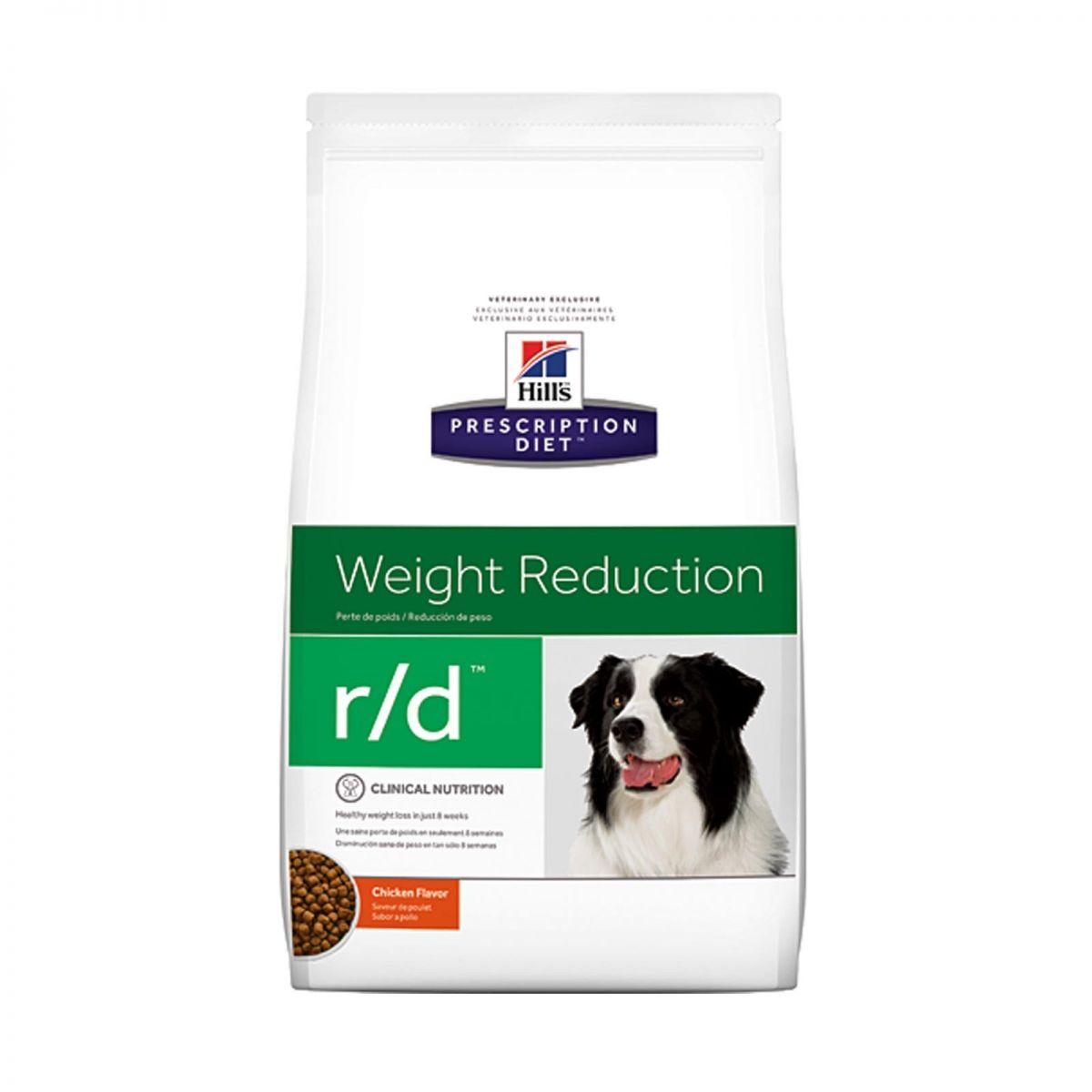 Ração Hills R/D Perda de Peso para Cães - 1,5 KG