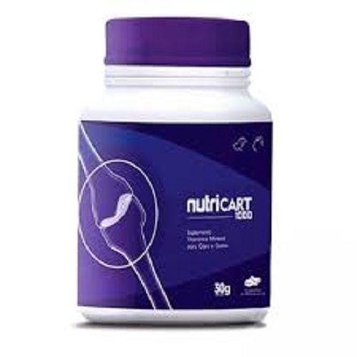 Kit 2 Suplemento Vitamínico Nutripharme Nutricart 1000 - 60 Comprimidos
