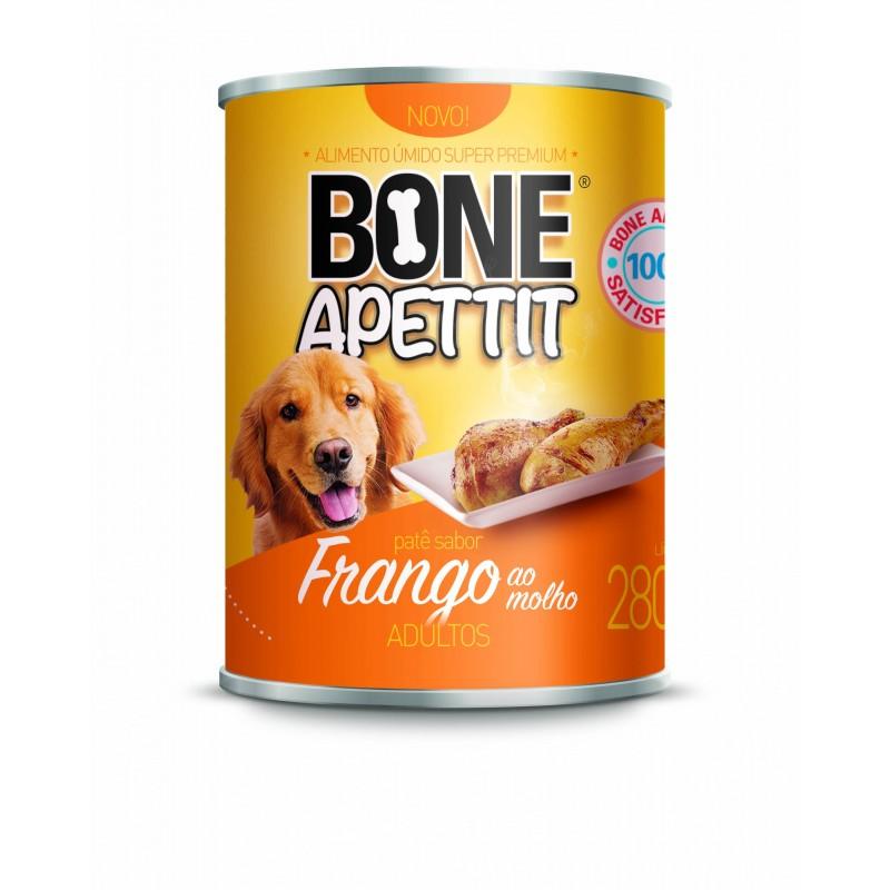 LATA BONE APETTIT FRANGO 280G
