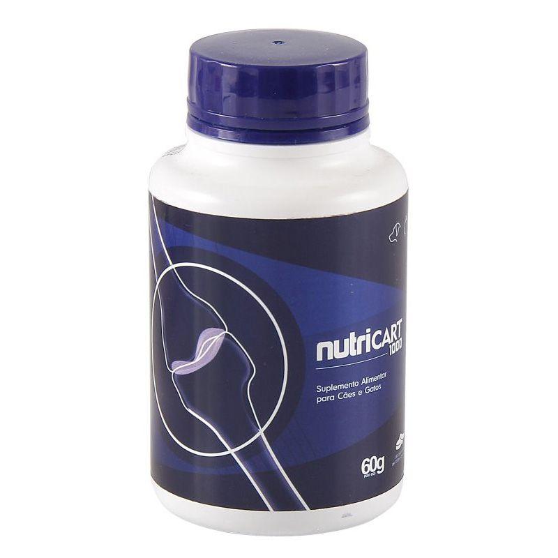 Suplemento Vitamínico Nutripharme Nutricart 1000 60 Comprimidos