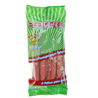 Osso Palito Petisflex Carne 10 Unidades Petiscao