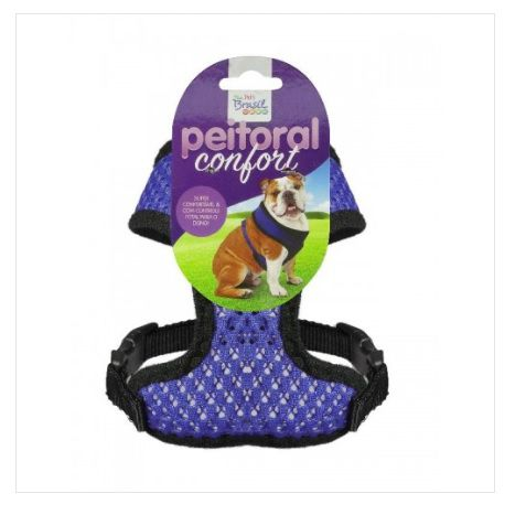 Peitoral Confort The Pets Brasil Grande
