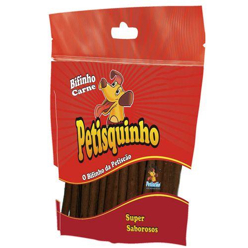 Petisco Petisquinho Flex Fino Carne 250g