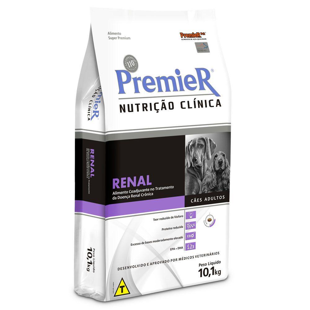 Ração Premier Nutrição Clínica Cães Renal  - 10,1 KG