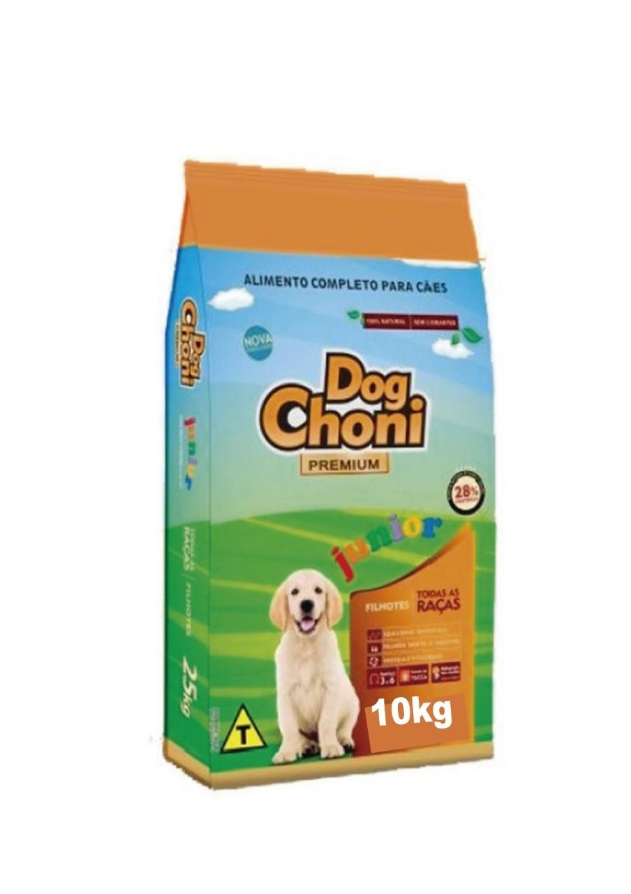 Ração Dogchoni Junior 10,1kg