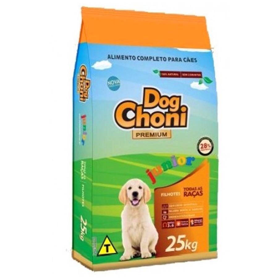Ração Dogchoni Junior 25kg