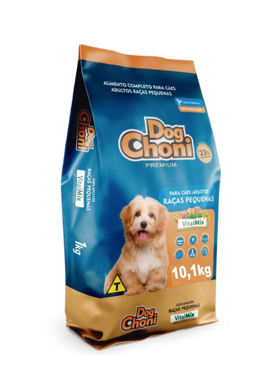 Ração Dogchoni Raças Pequenas 10,1kg