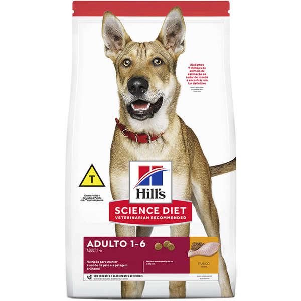 Ração Hill´s Cães Adultos 6kg