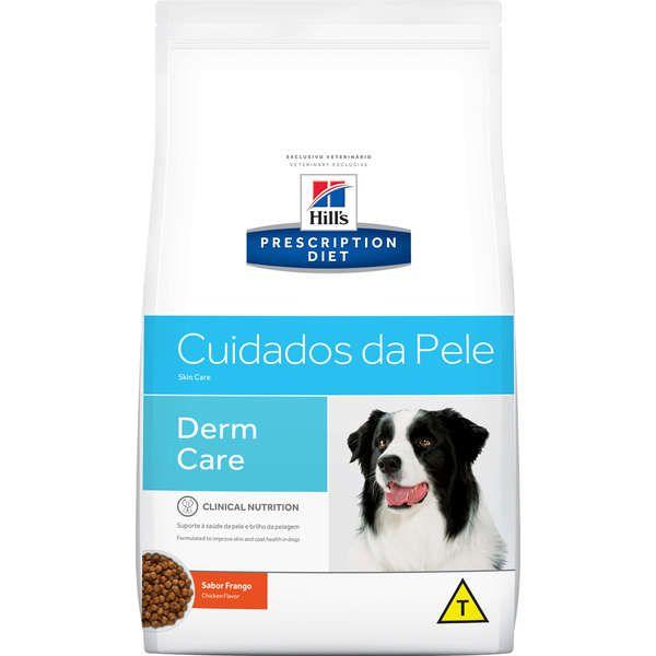 Ração Hills Canine Prescription Diet Cuidados da Pele 10Kg