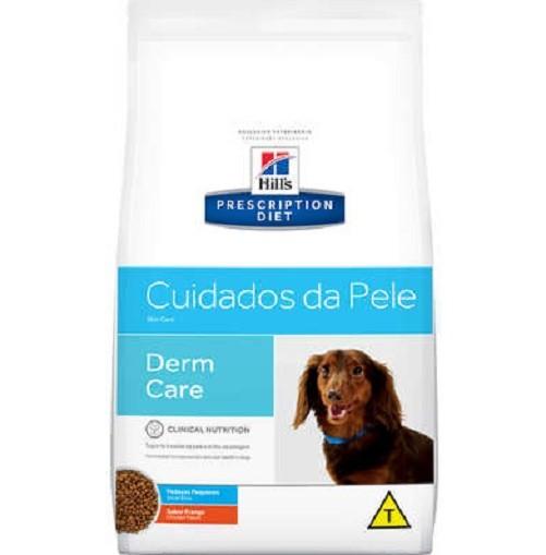 Ração Hills Canine Prescription Diet Cuidados da Pele 2Kg