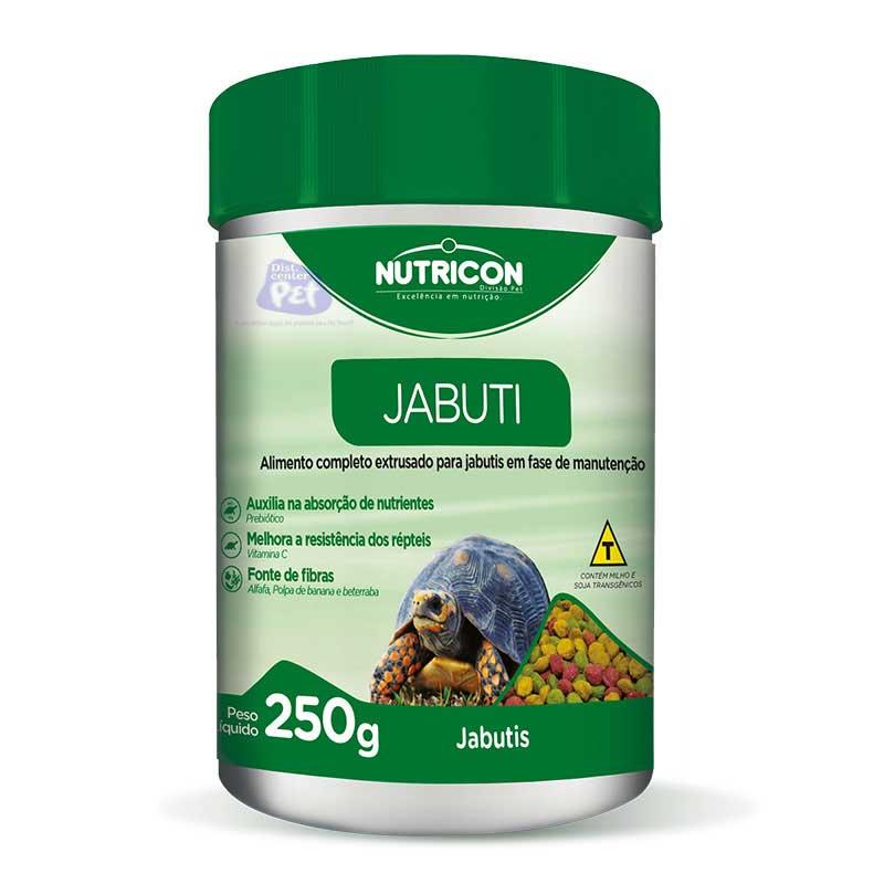 Ração Nutricon Jabuti - 250 G