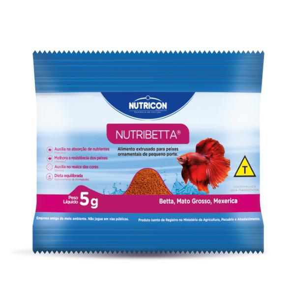RACAO NUTRICON NUTRIBETTA 5GR