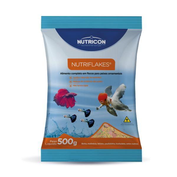 RACAO NUTRICON NUTRIFLAKES 500GR