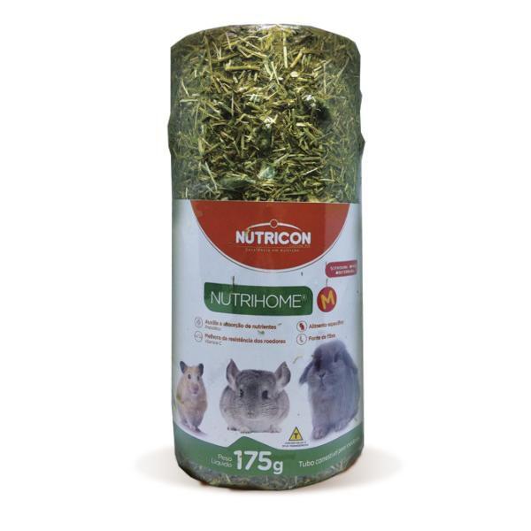 RACAO NUTRICON NUTRIHOME M TUBO 175G