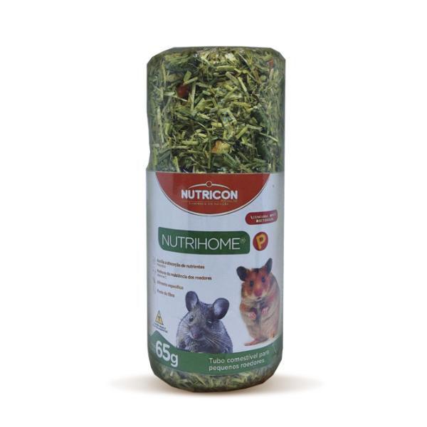 RACAO NUTRICON NUTRIHOME P TUBO 65GR