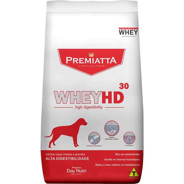 Ração Premiatta HD Alta Digestibilidade Cães Adultos- 2,8kg