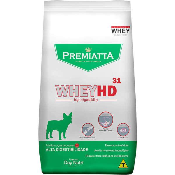 Ração Premiatta HD Alta Digestibilidade Cães Raças Pequenas 3kg