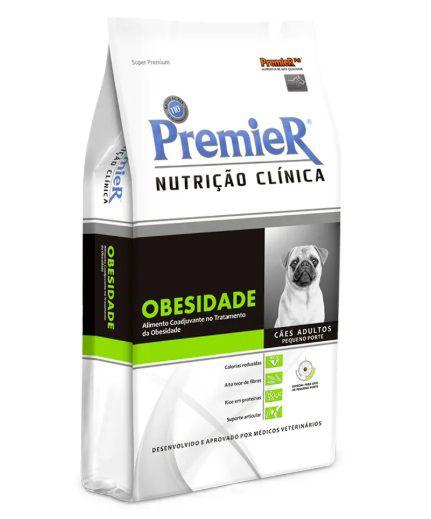 Ração Premier Nutrição Cães Obesidade Raças Peq. - 10,1 KG