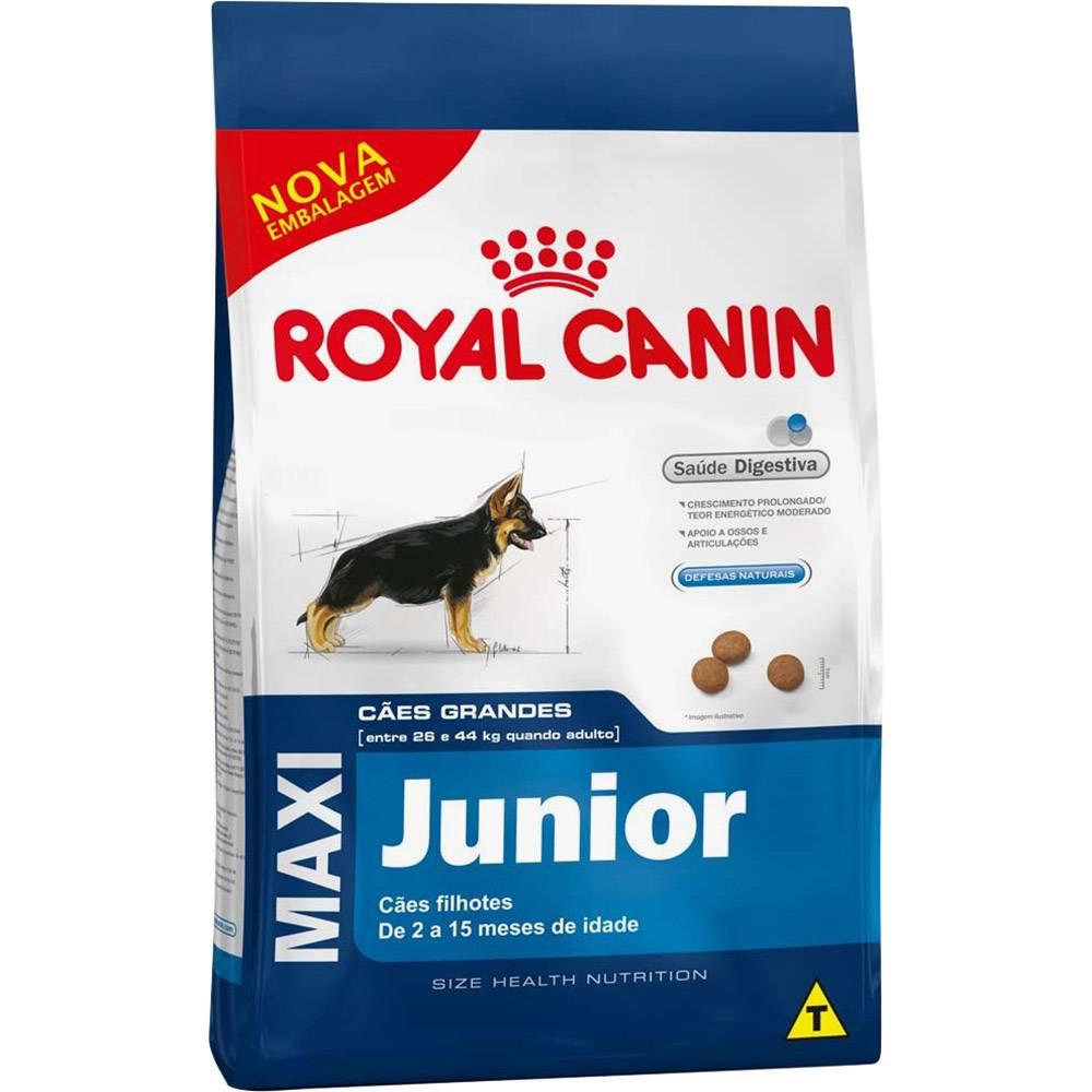 Ração Royal Canin Maxi Junior 15kg