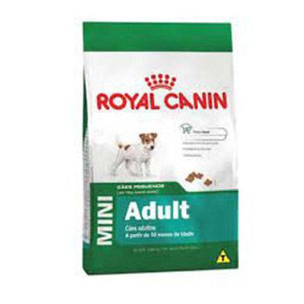 Ração Royal Canin Mini Adulto - 2,5 KG