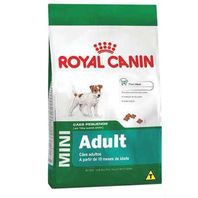 Ração Royal Canin Mini Adulto - 7,5 KG