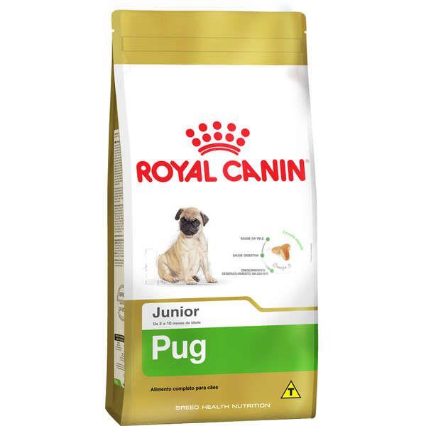 Ração Royal Canin para Cães Pug Júnior 2,5kg