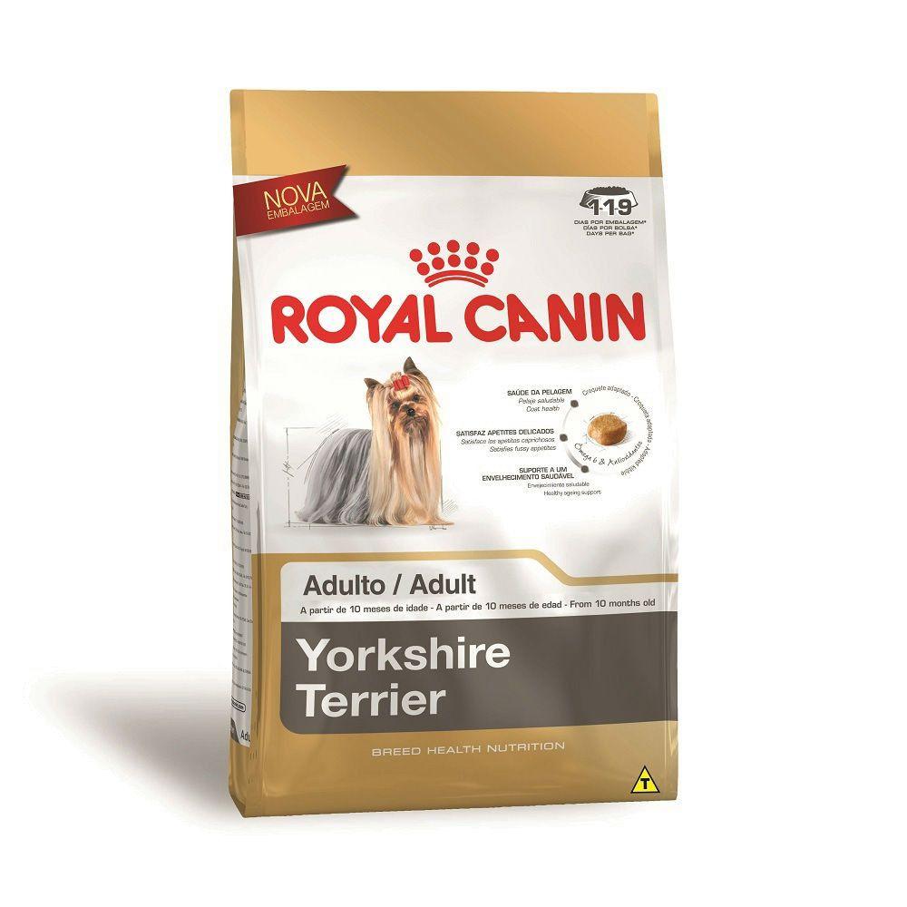 Ração Royal Canin Raças Específicas Yorkshire Adulto - 7,5 KG