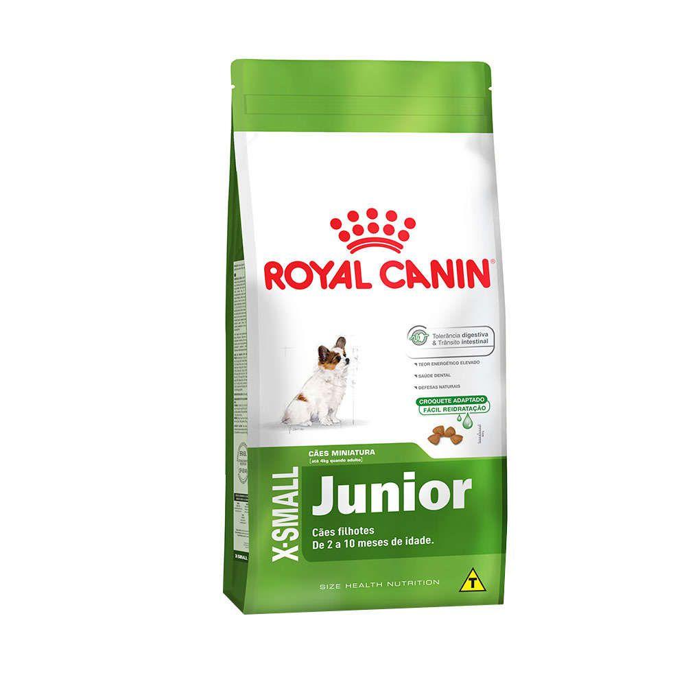 Racao Royal Canin Mini X- Small 2,5 KG