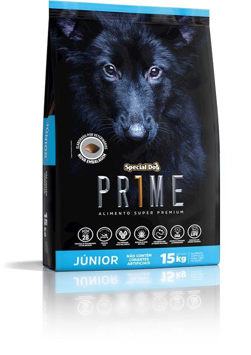 Ração Special Dog Prime Junior 15kg