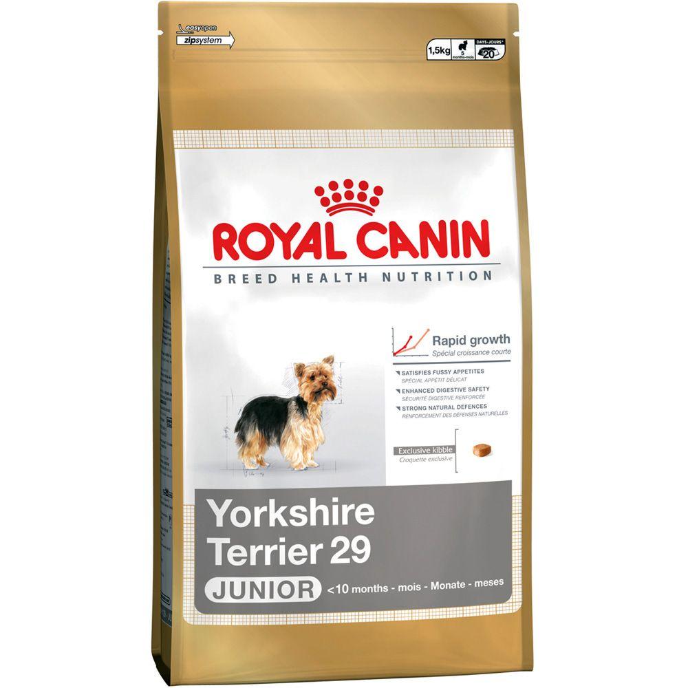 Ração Royal Canin  Raças Especificas Yorkshire JR 1KG