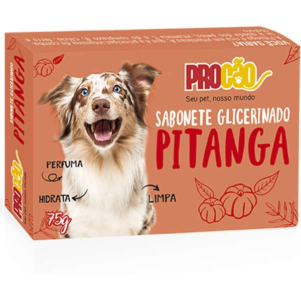 Sabonete Glicerinado Procão Pitanga 75g