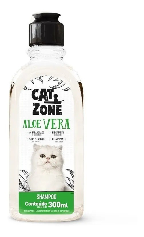 Shampoo Procao Aloe Vera Cat Zone 300ml